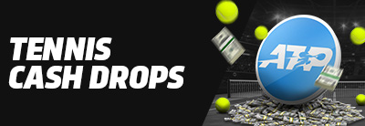 ATP Finals Cash Drops